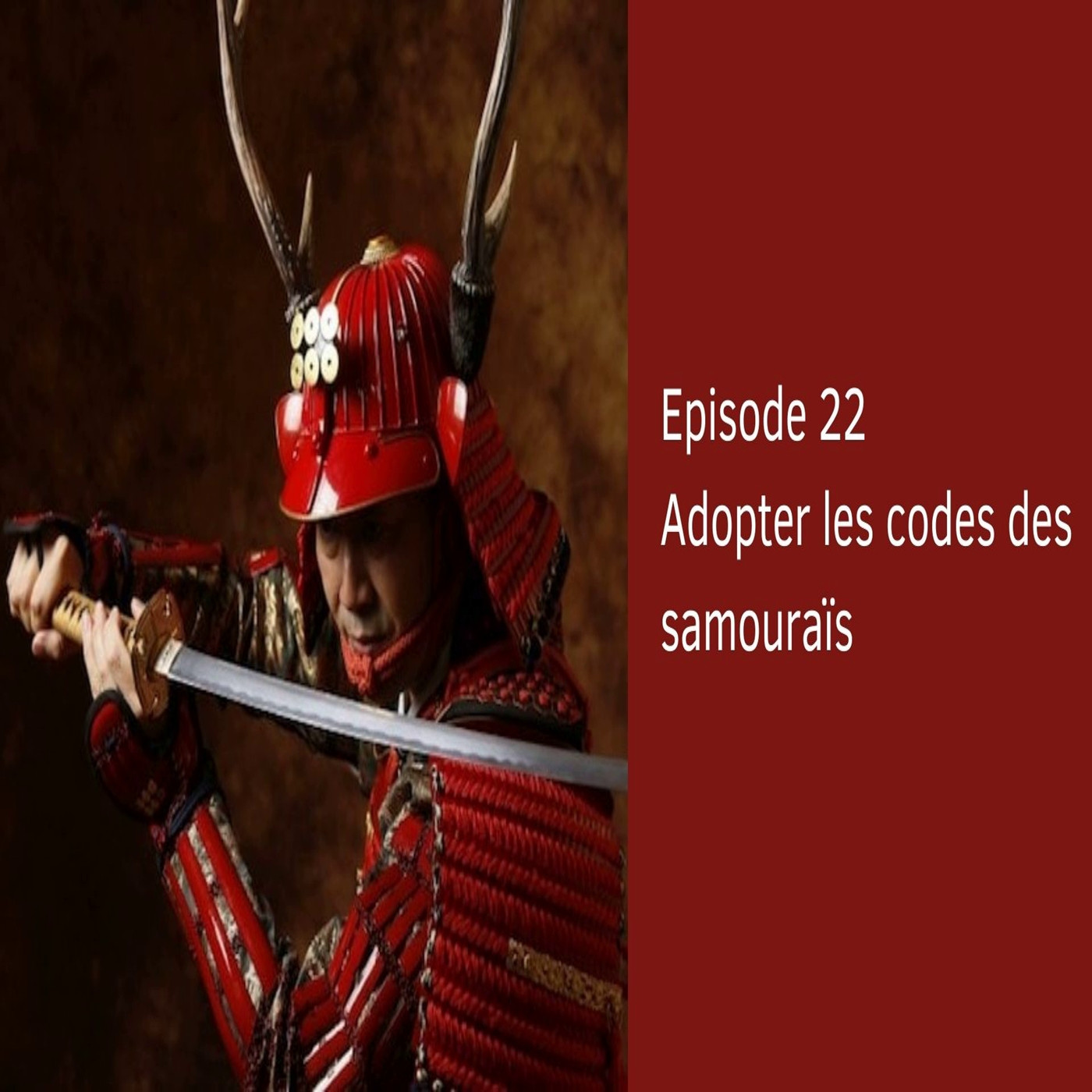 EPISODE 23 Adopter les codes du Samouraï au bureau