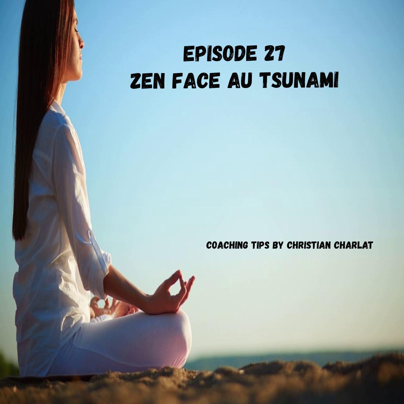 Episode 27 ZEN face au Tsunami