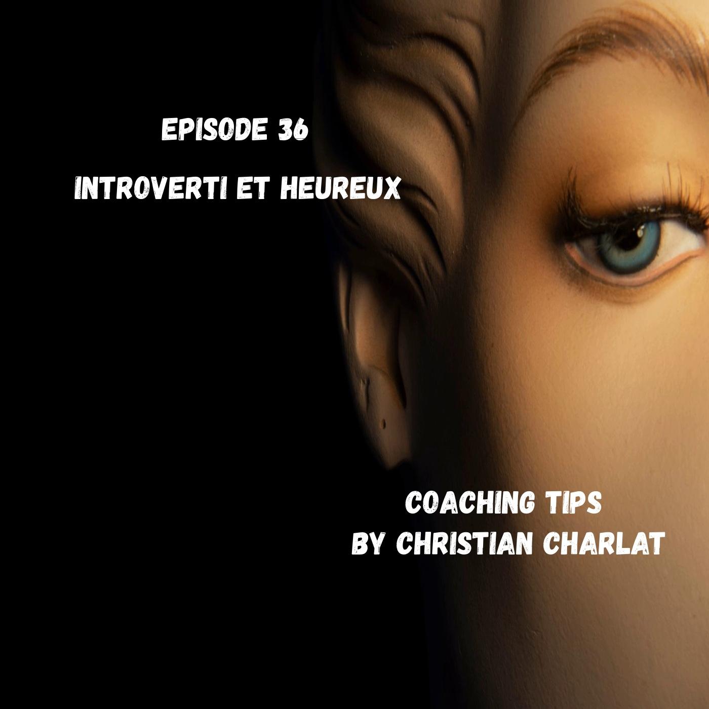 Episode 36 Introverti(e) et heureux
