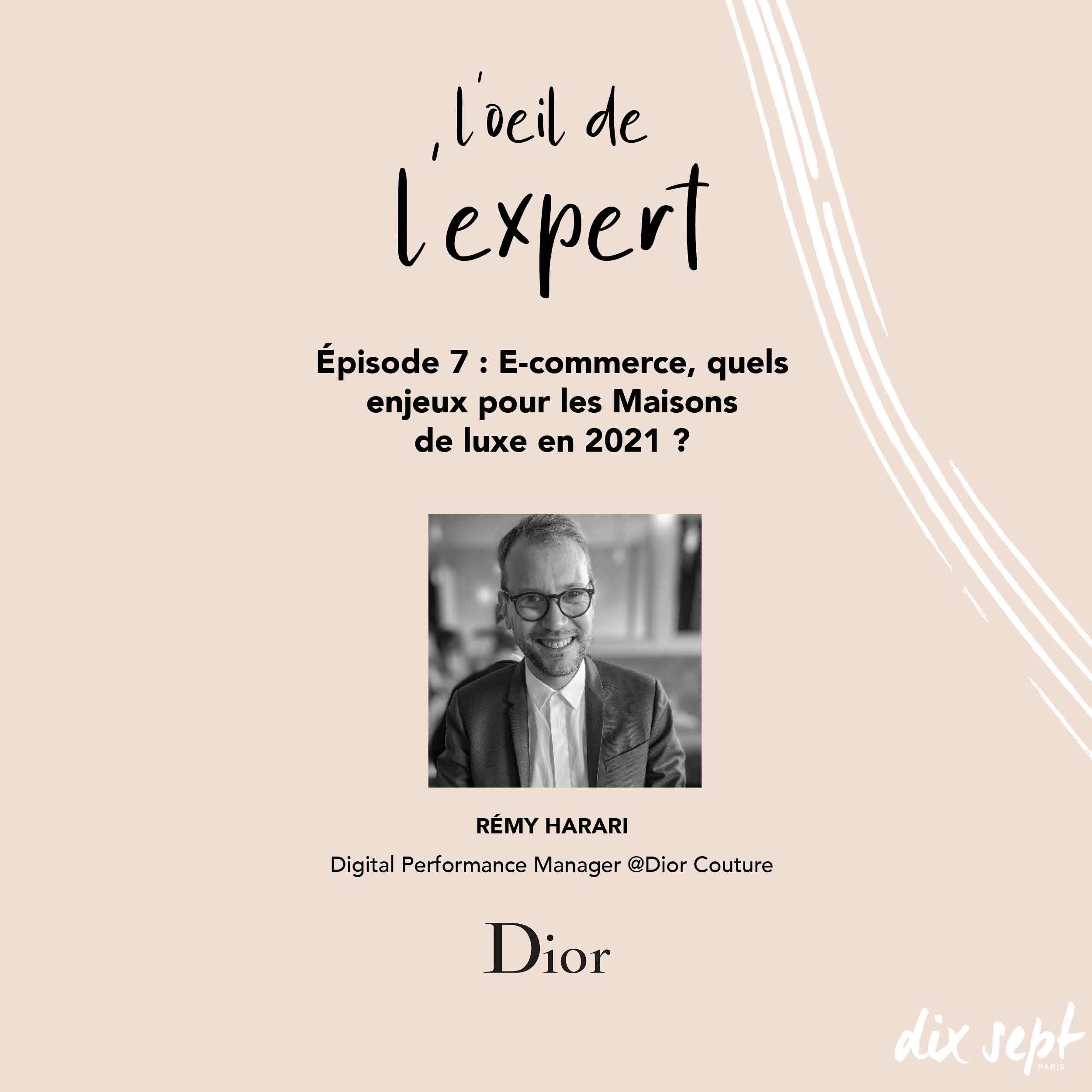 #7 : E-commerce, quels enjeux en 2021 pour les Maisons de luxe ?