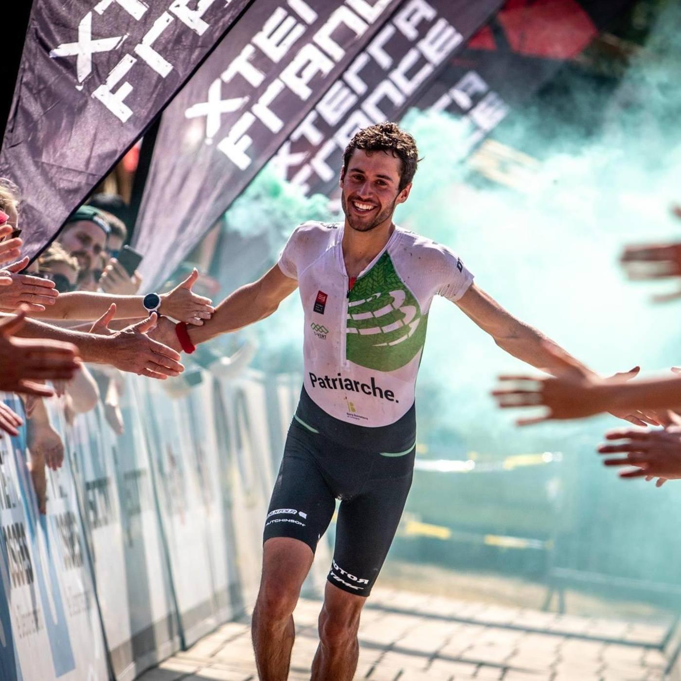 A la découverte d'Arthur Forissier, champion de Cross Triathlon