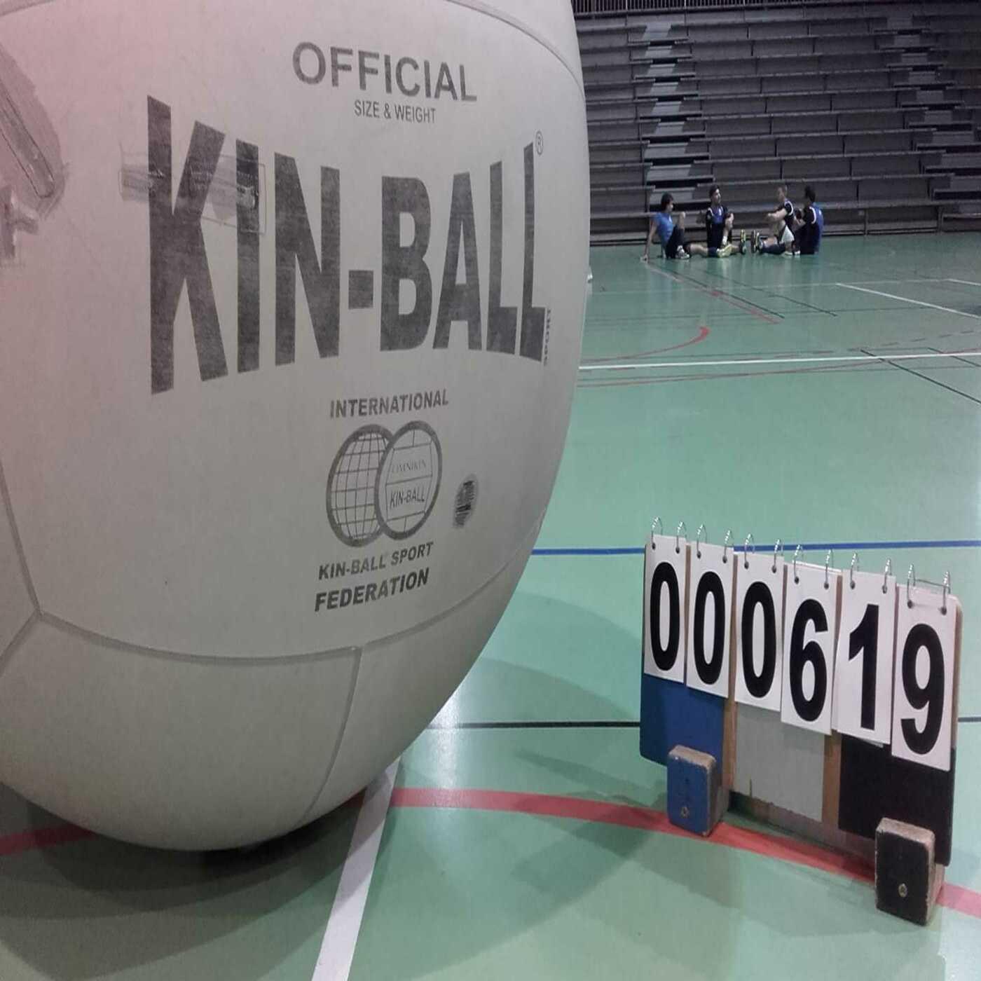 Découverte de sports peu connus#4: Le Kin-Ball