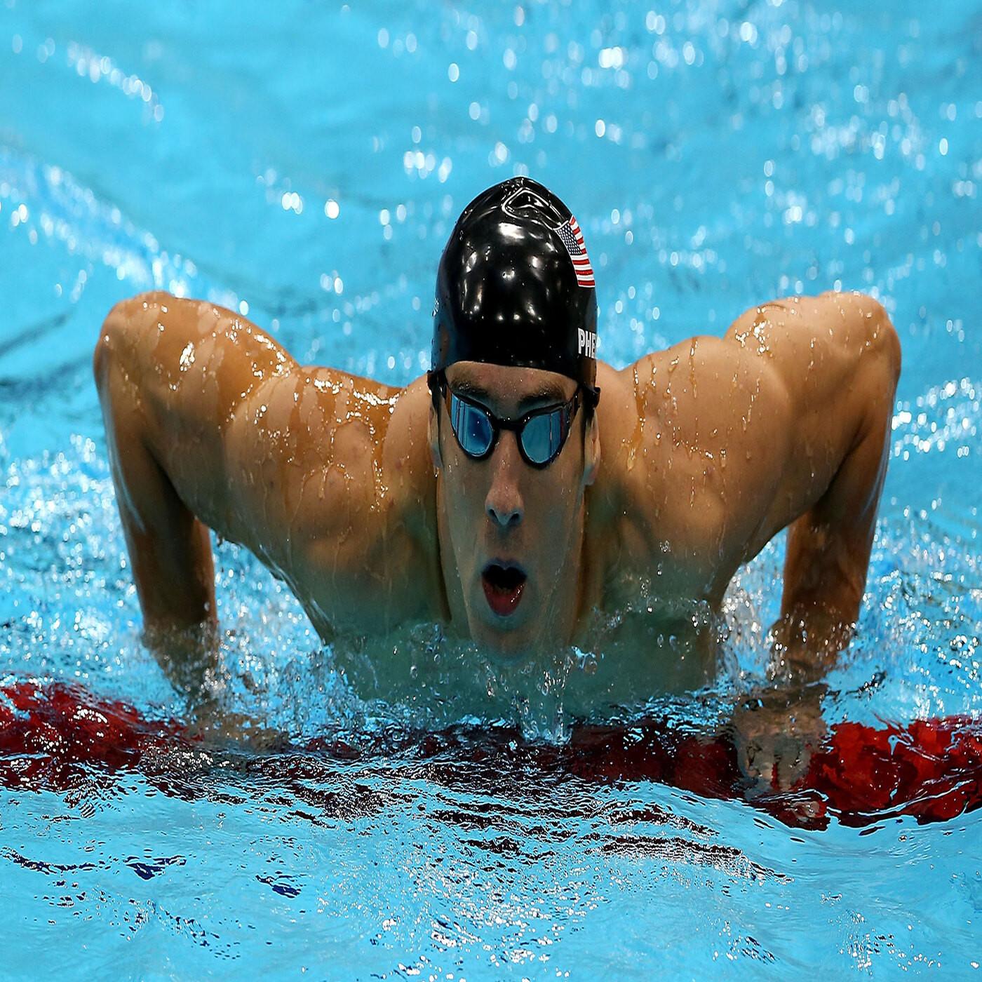 L'exploit de Phelps en 2008