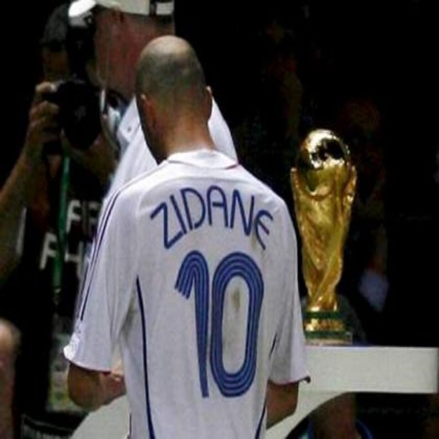 Quand Zidane a disjoncté en 2006