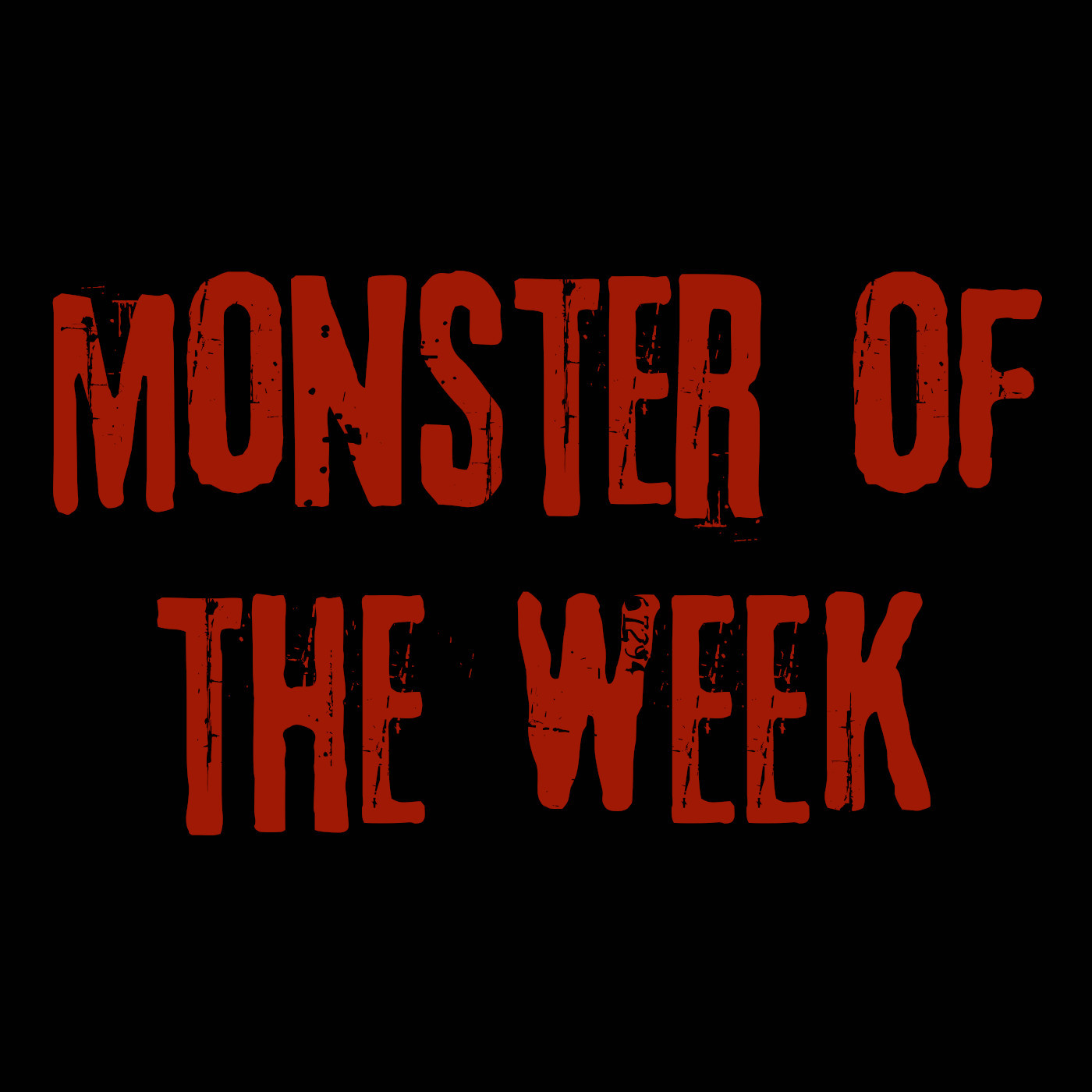 [Monster of the Week] Saison 01 | Episode 1