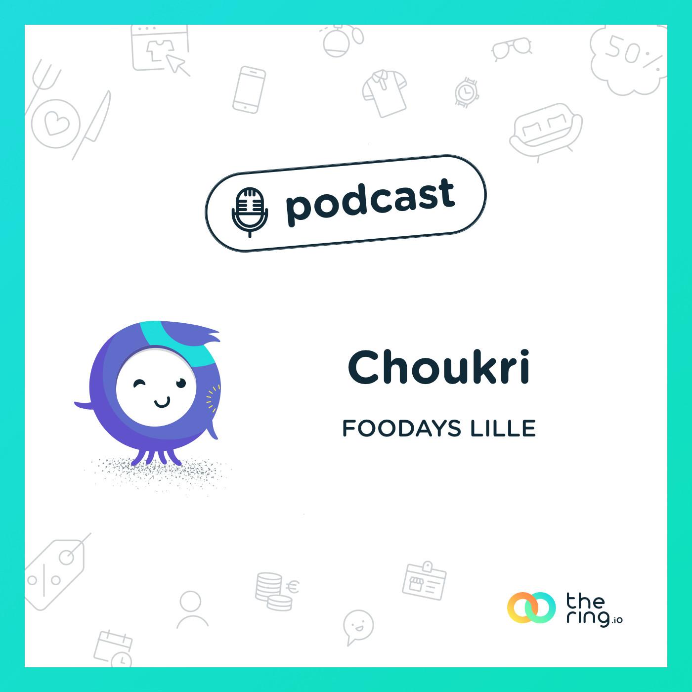 Choukri de Foodays à Lille : Vous êtes ici chez vous !