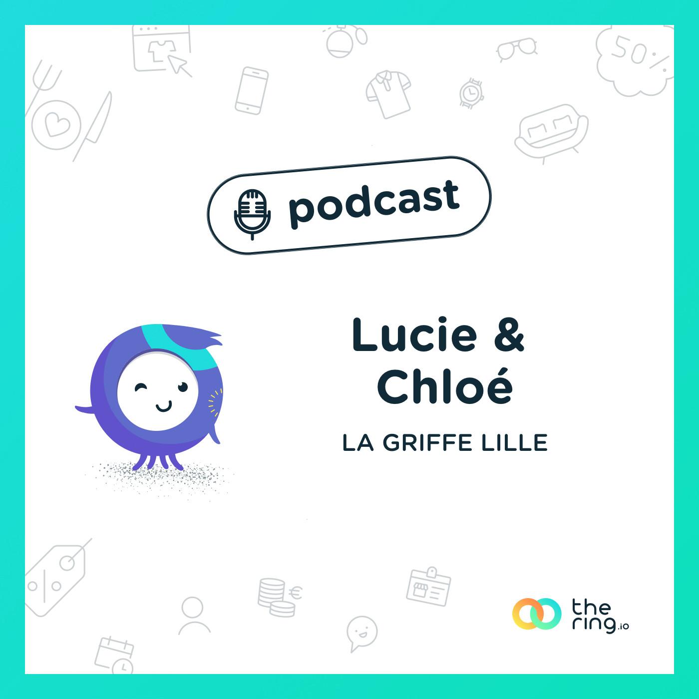 Lucie et Chloé de la Griffe à Lille : Rock and roll et sauvage !