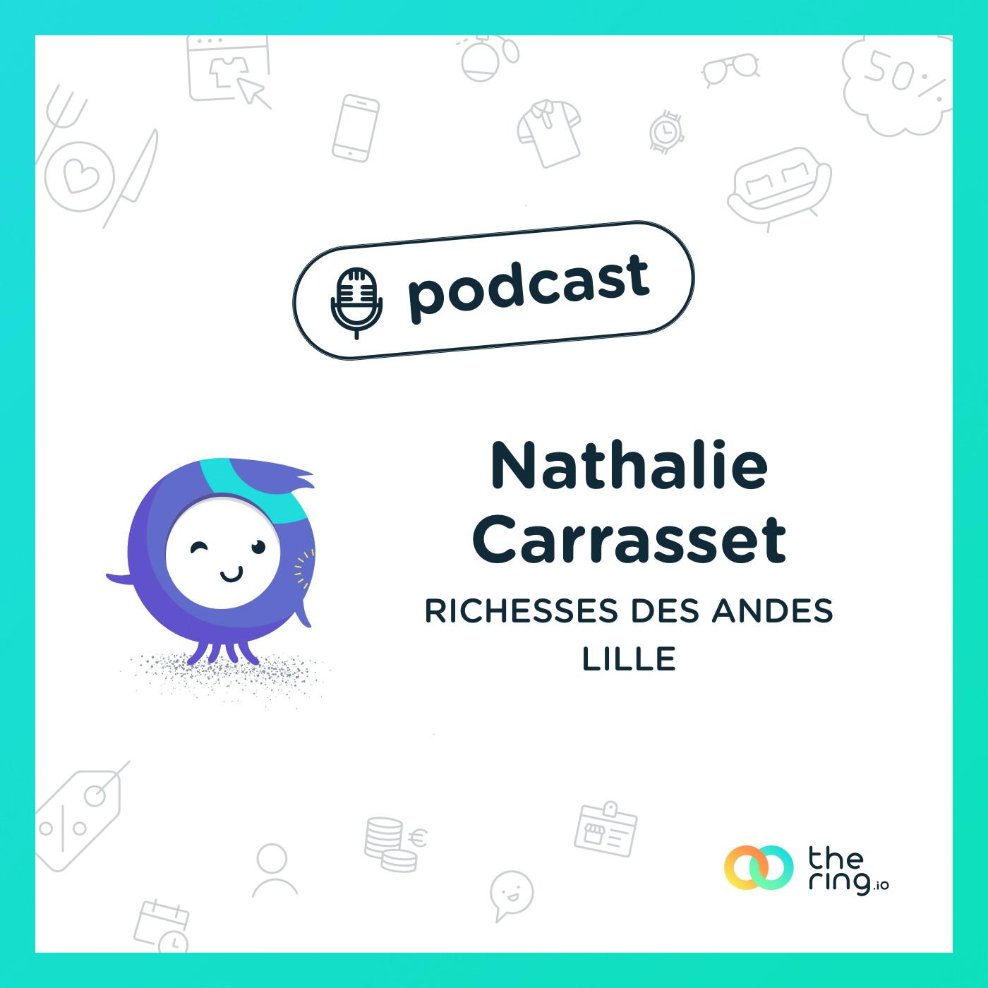 Nathalie, de Richesses des Andes : Le Pérou à Lille !