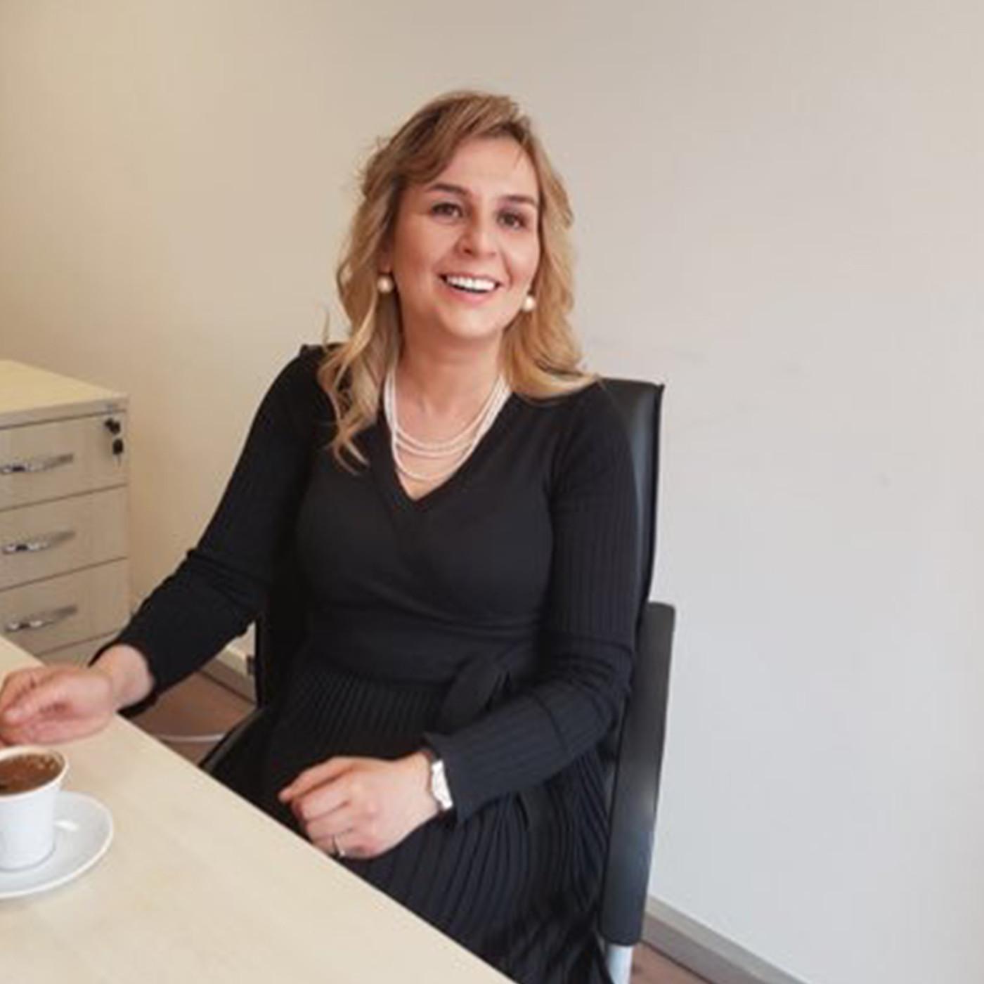 Dilek Ertürk - Türkiye'nin İlk ve Tek Görme Engelli Diplomatı