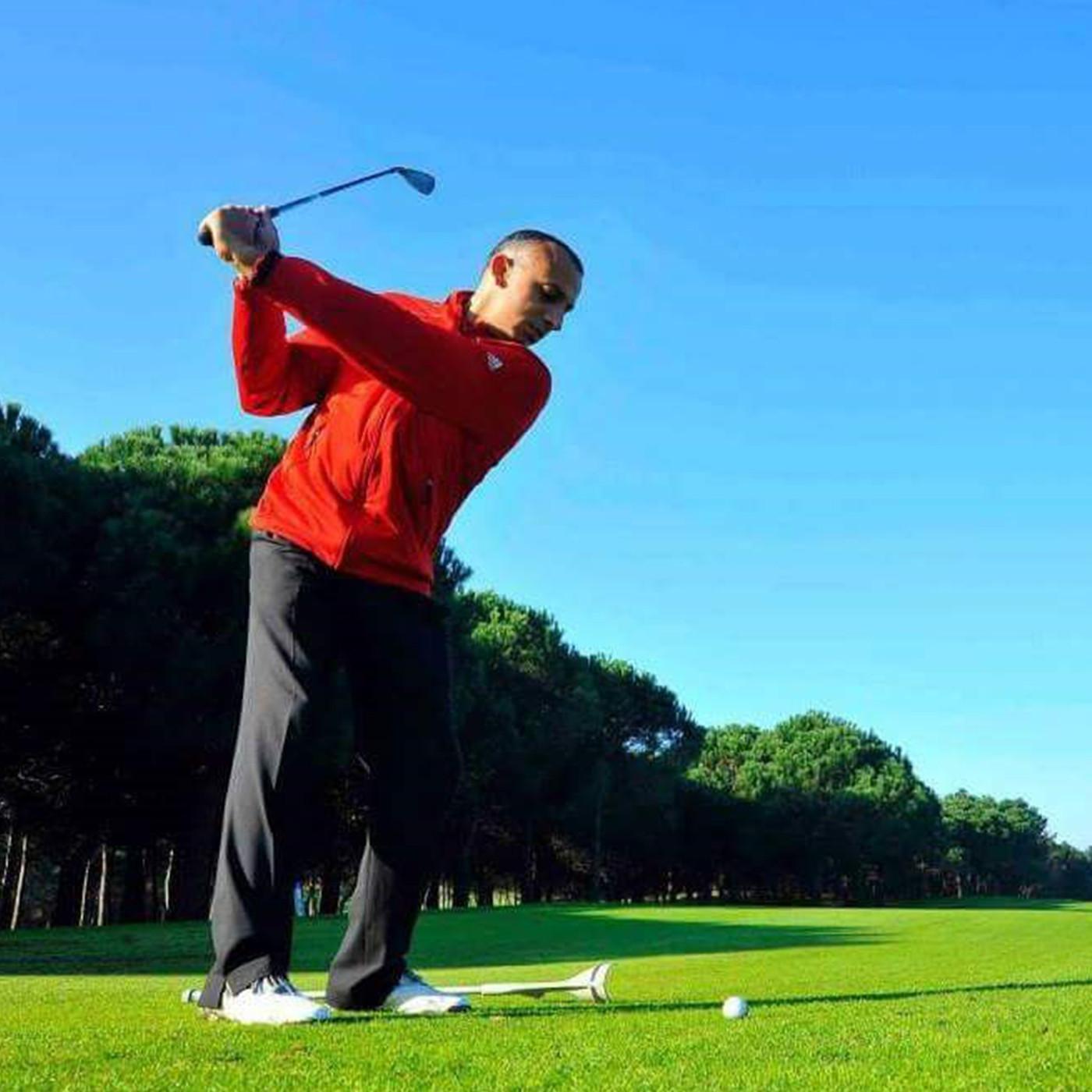 Mehmet Kazan - Türkiye'nin İlk ve Tek Bedensel Engelli Golf Sporcusu