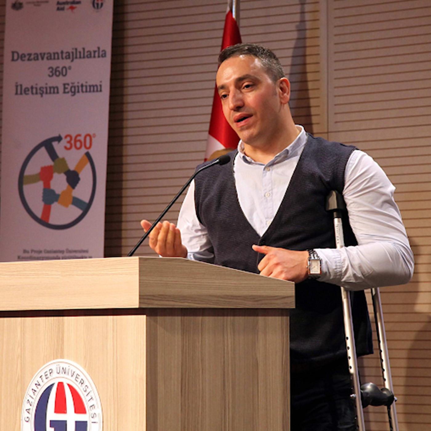 Mehmet Kızıltaş - Engelli Sosyal Girişimci