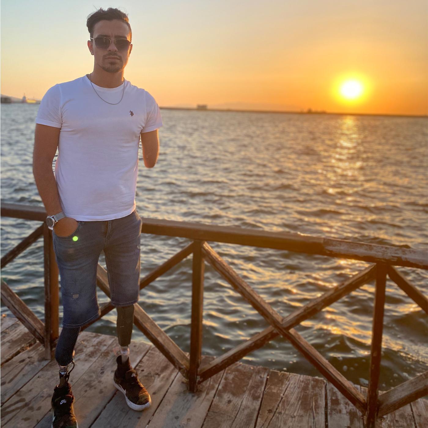 Muhammed Ali Aydın - Para-Atlet - Milli Yüzücü