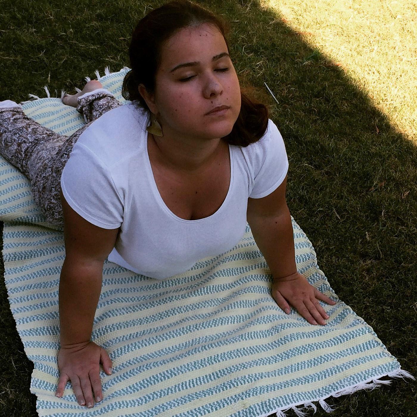 Nurçem Koç - İlk Bedensel Engelli Yoga Eğitmeni
