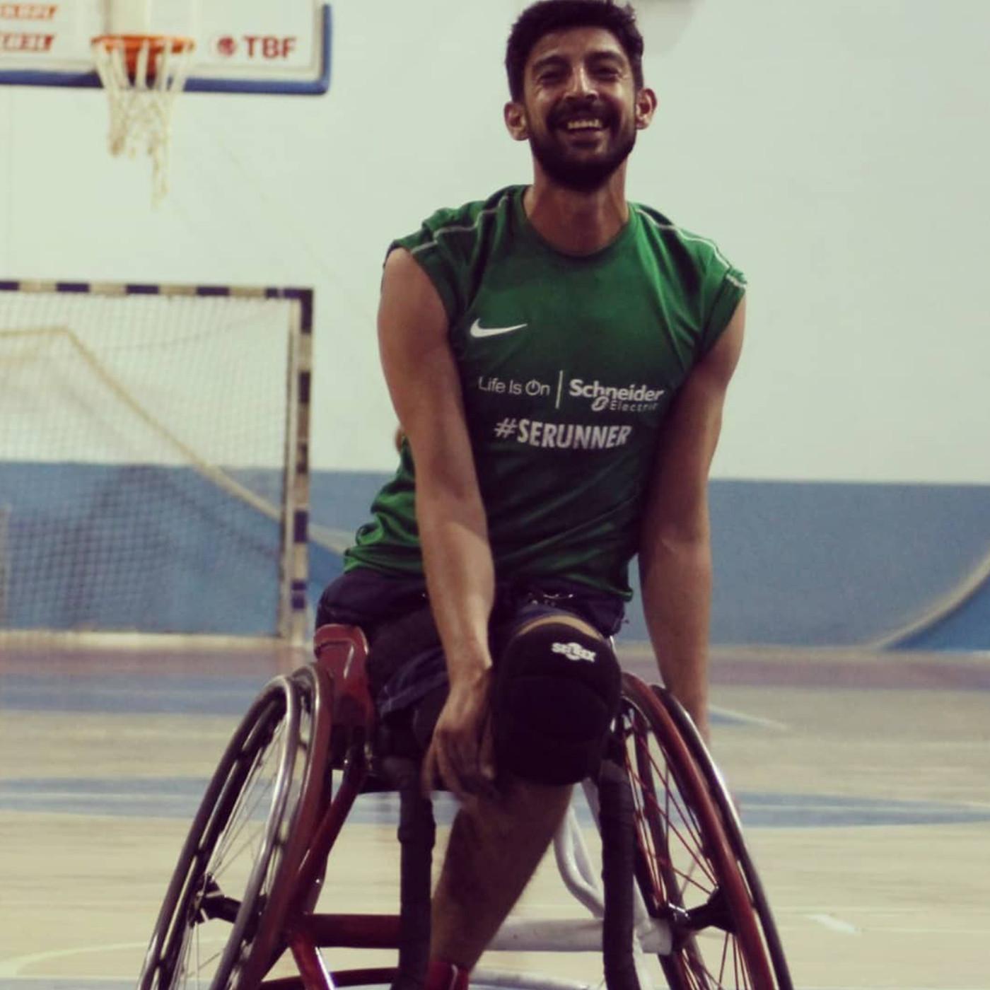 Serkan Demircan - Ampute Basketbolcu - Atlet