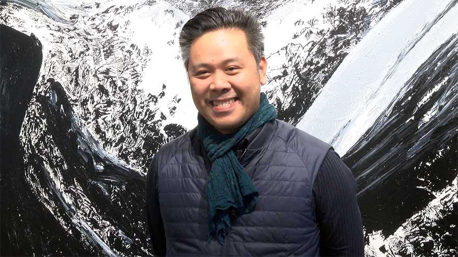 A la découverte de la galerie A2Z : Anthony Phuong, Interview !