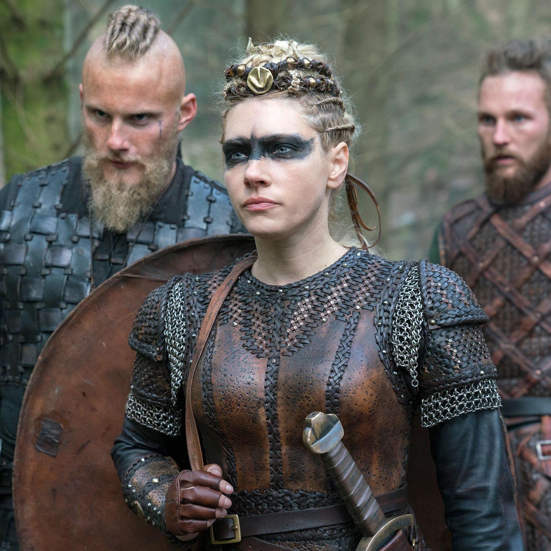 Les héroïnes badass dans les séries TV et les nains à l'écran