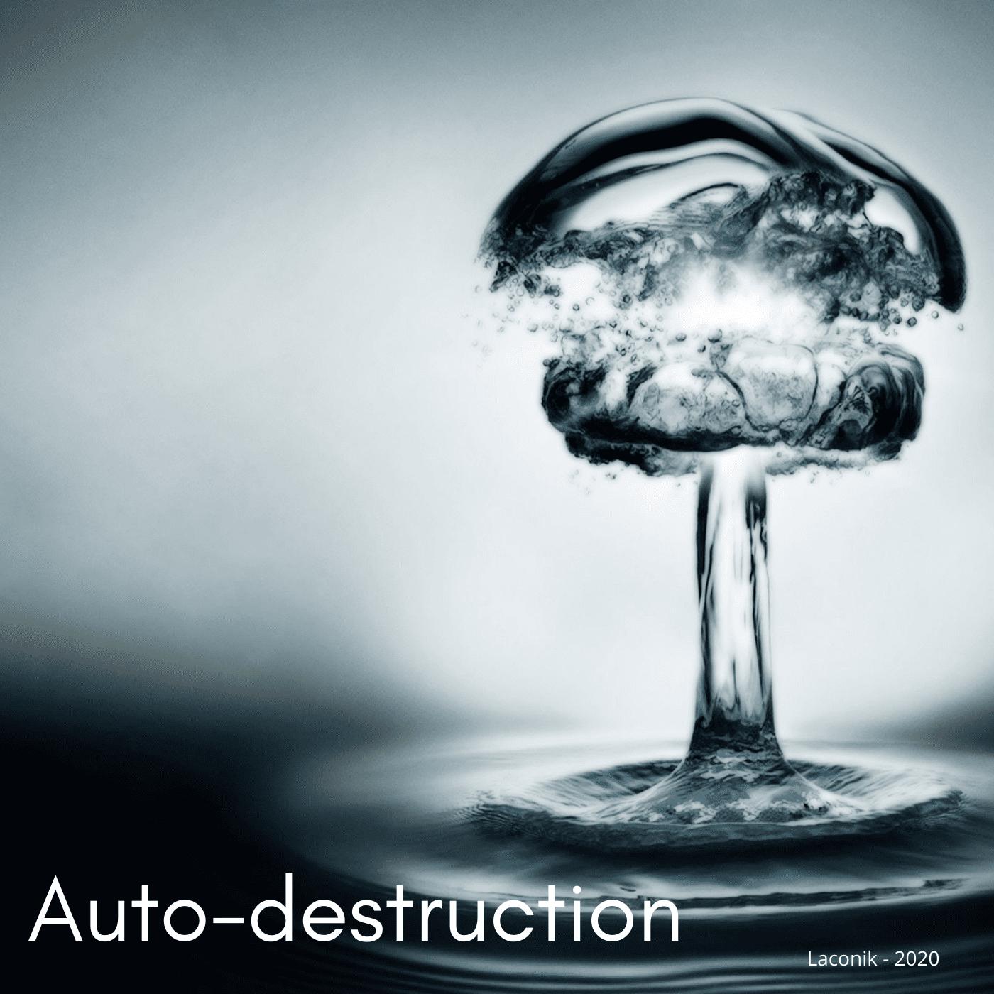 Auto-destruction