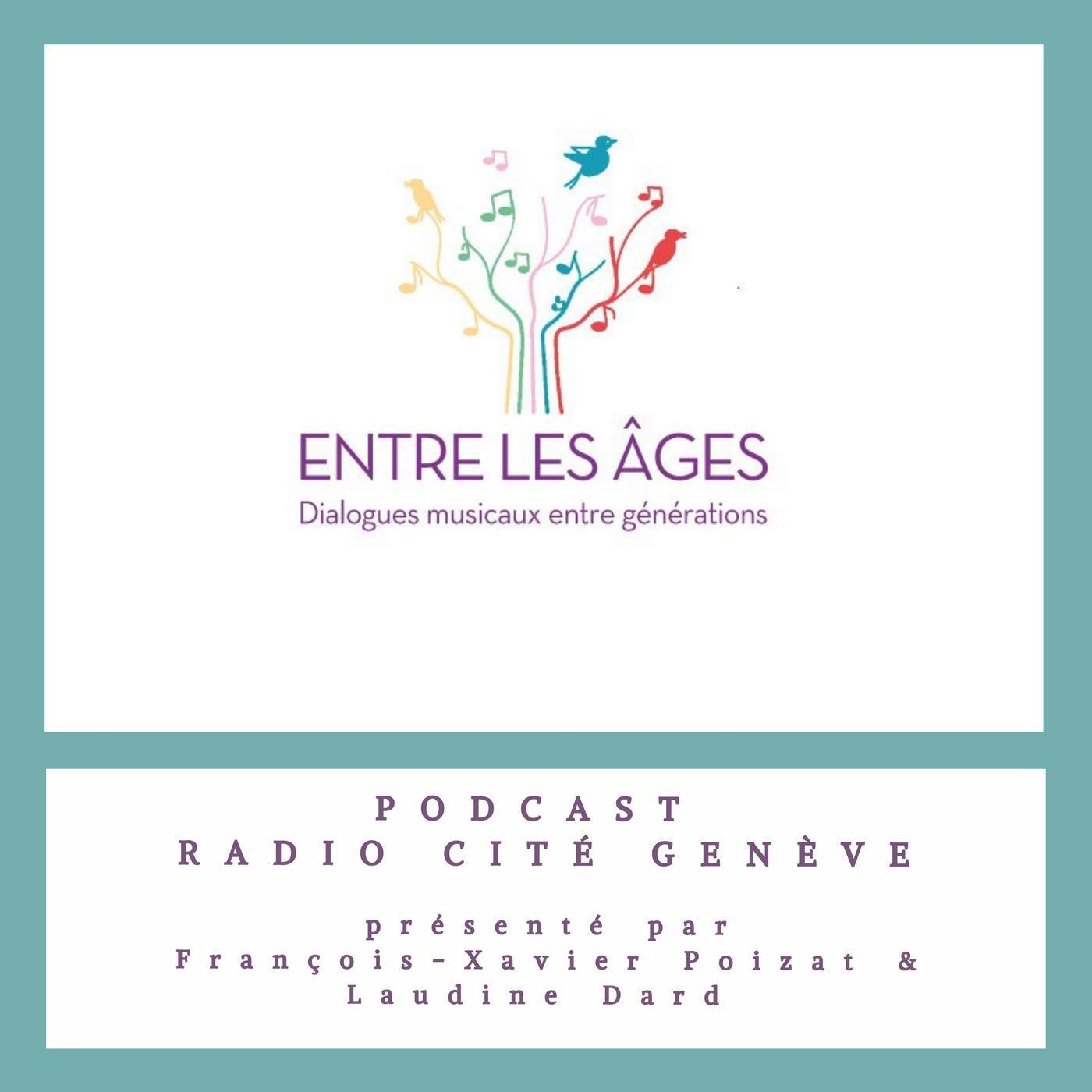 Entre les âges - 30/04/21 - André Piguet