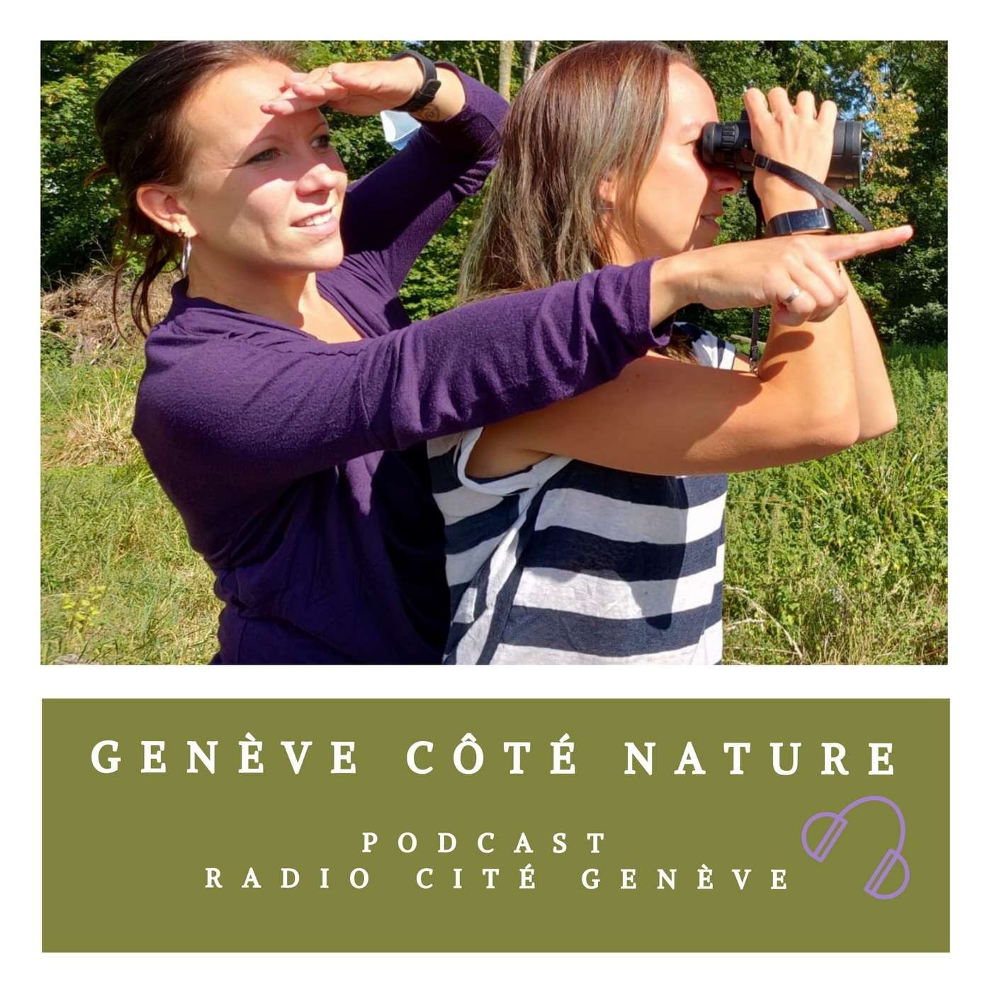 Genève, côté Nature - 22/03/2021