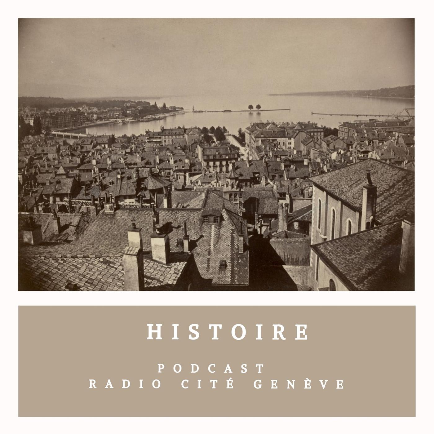 Histoire - 05/02/21 - Confiseries genevoises