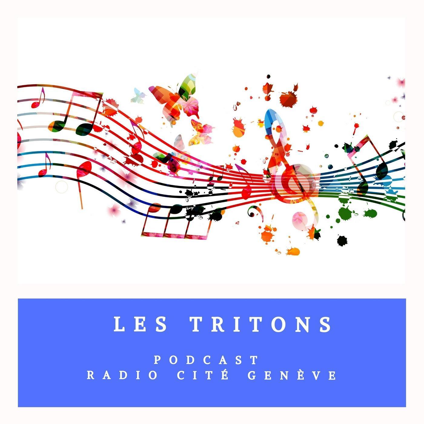 Les Tritons - 10/05/21. Raphaël Ispérian et Ernesto.