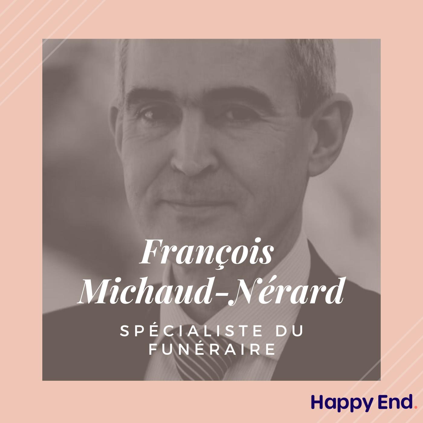 """#10 François Michaud-Nérard : """" Les contrats obsèques ne tiennent pas compte du besoin des vivants"""""""
