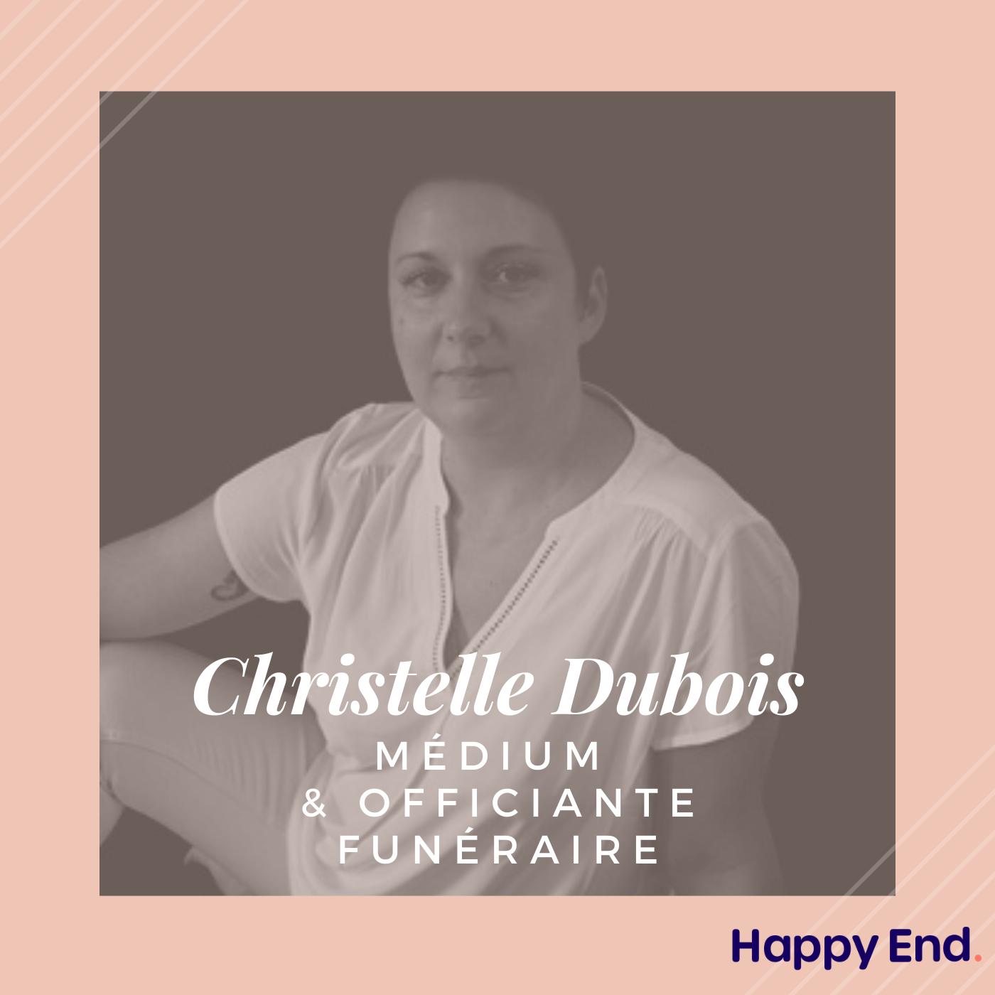 """#11 Christelle Dubois, pompes funèbres et médium : """"A leurs funérailles, les morts sont là !"""""""