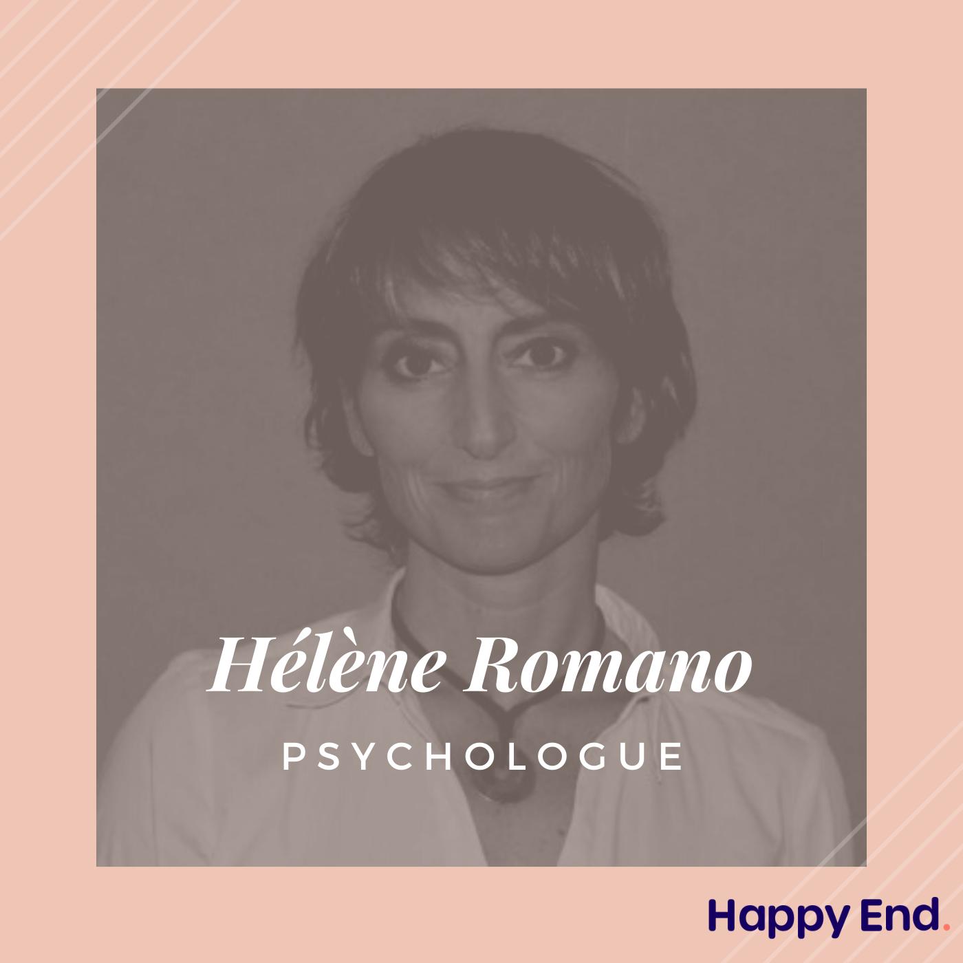 """#2 Hélène Romano, psychologue - """"Le deuil n'est pas une maladie"""""""