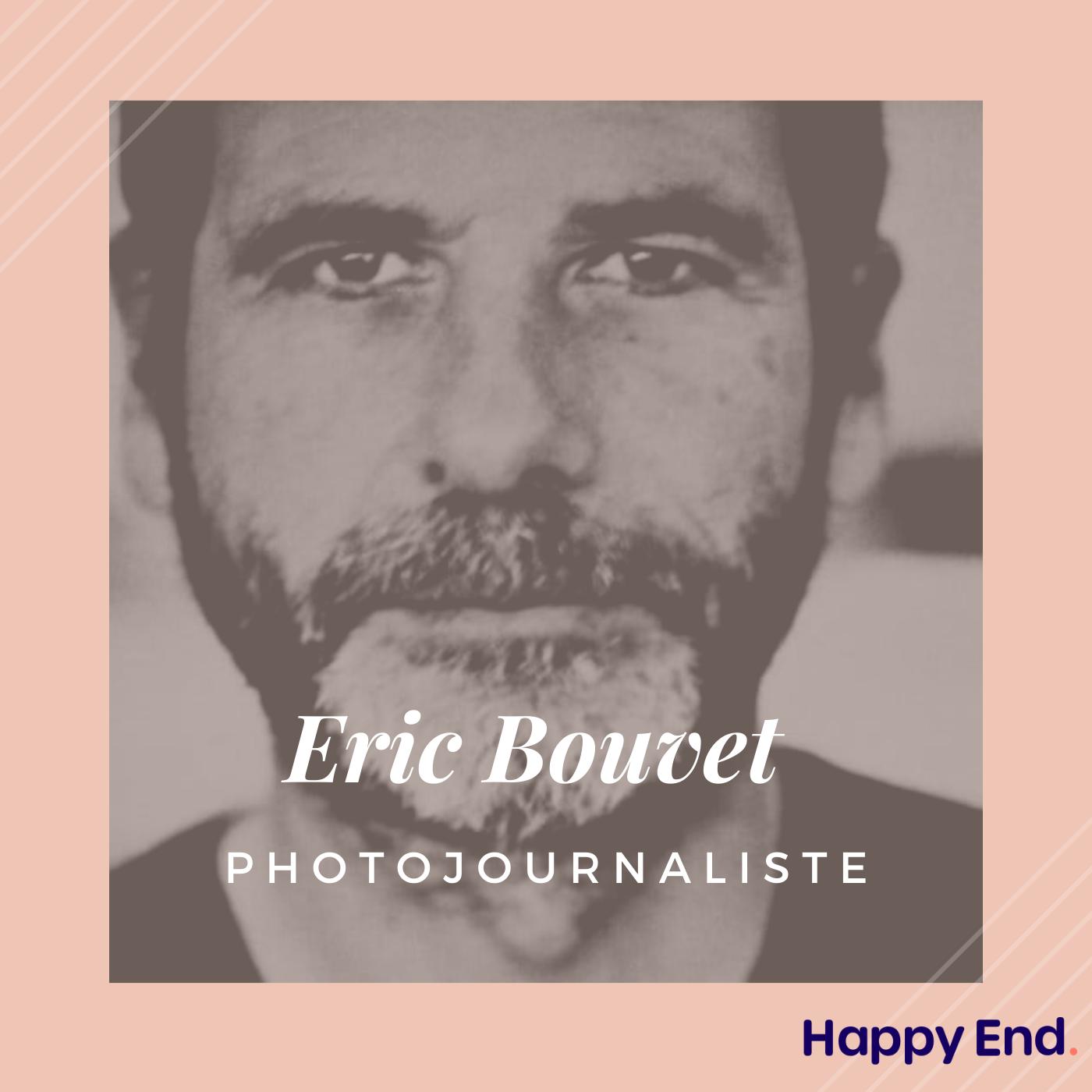 """#5 Eric Bouvet, photojournaliste """"J'ai parfois sombré dans la folie"""""""