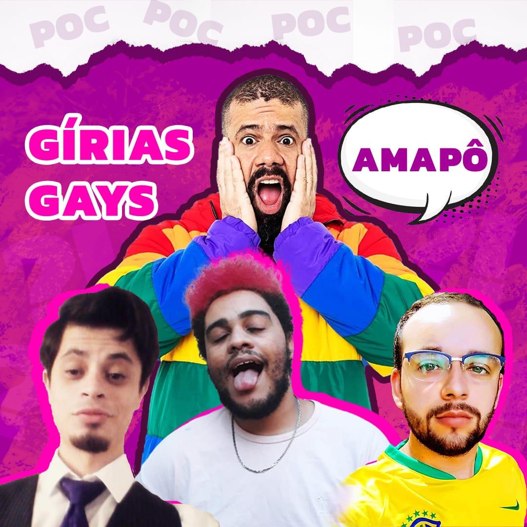 Girias Gays - com Junior Chicó e Jopa