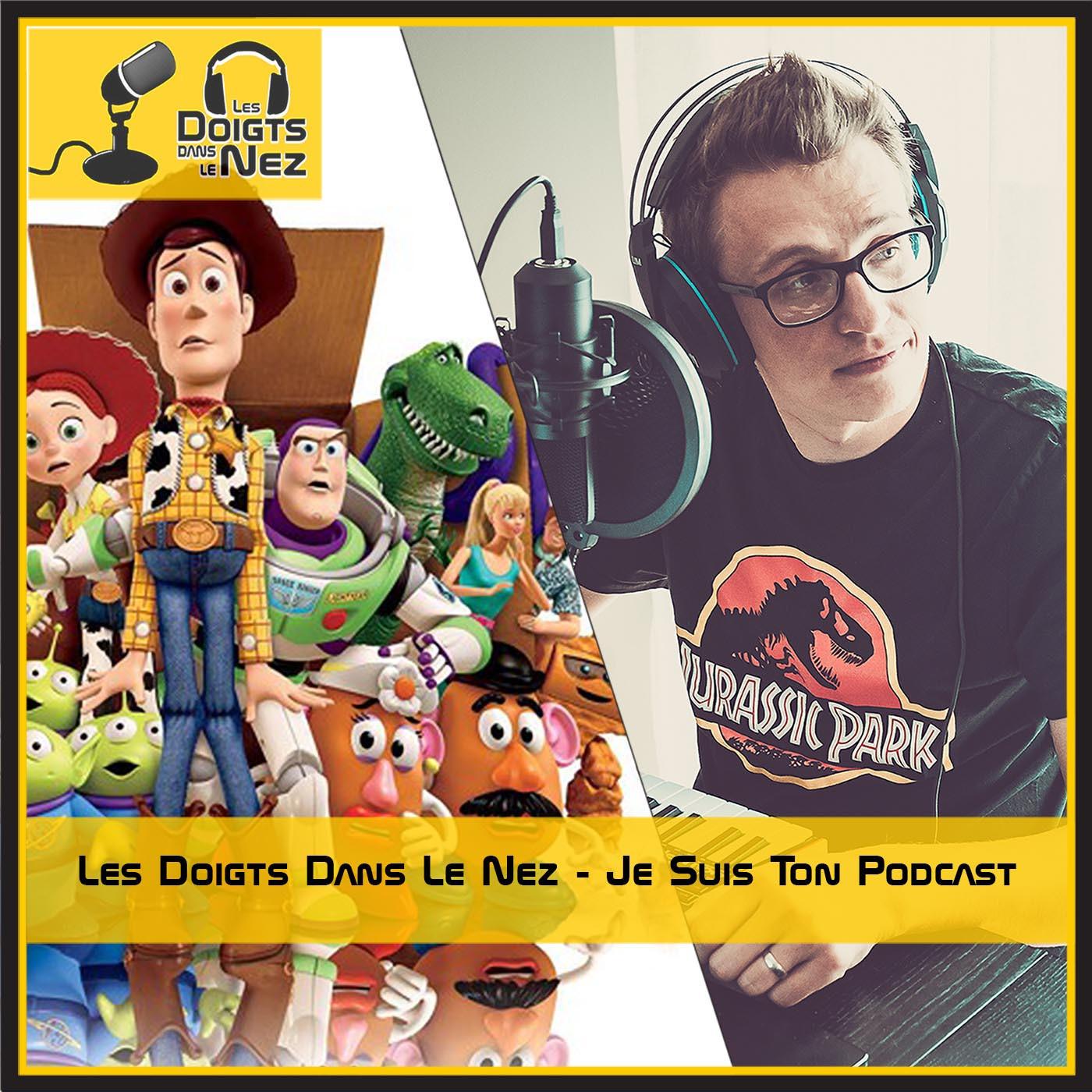 #Bonus I - Je suis ton podcast