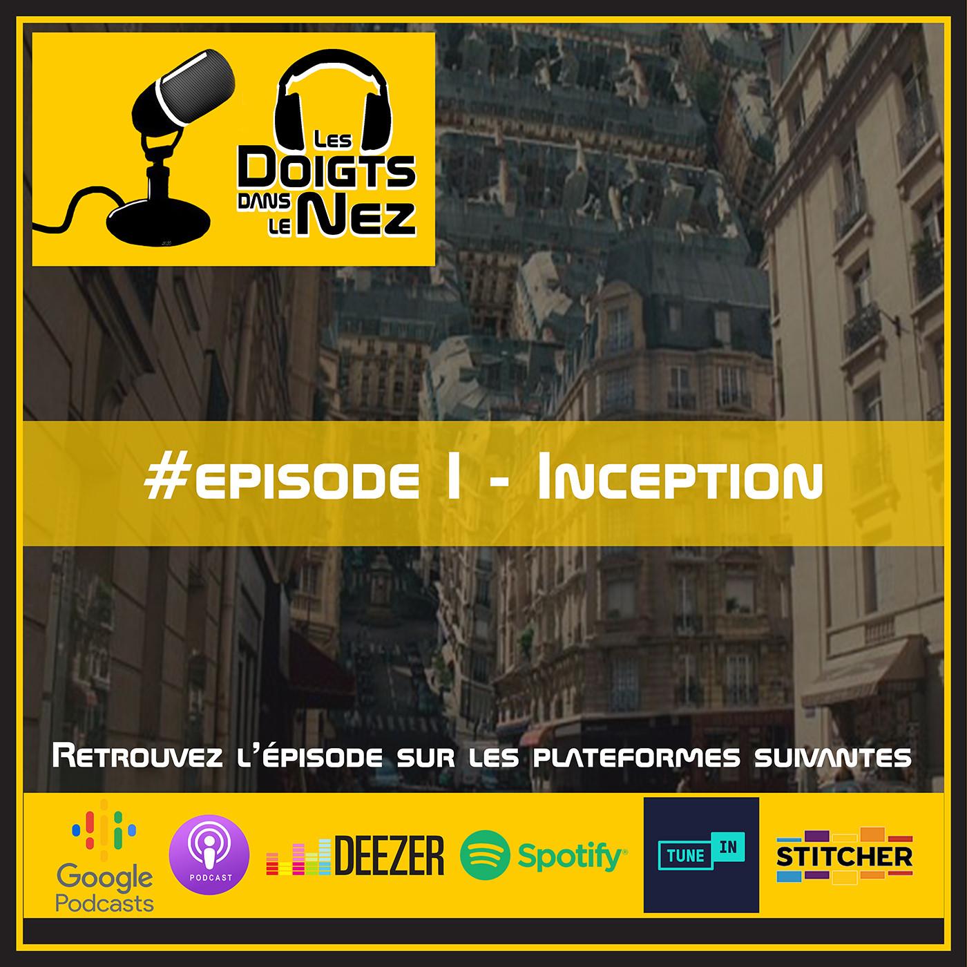 #Episode pilote - Inception