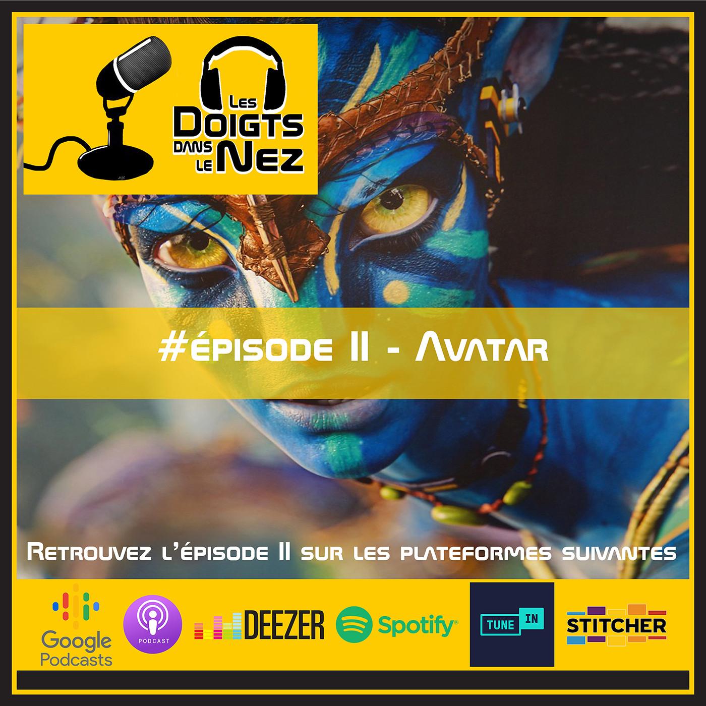 #Episode I - Avatar