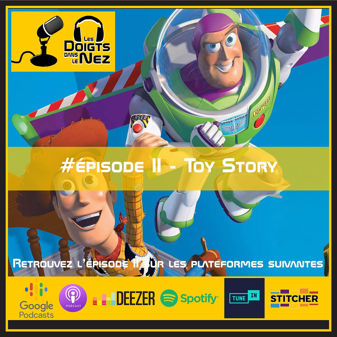 #Episode II - Toy Story