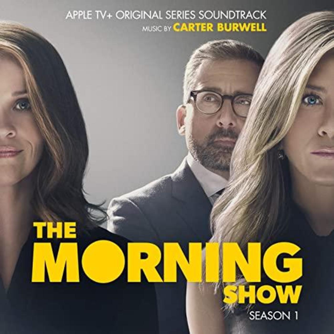 La série Apple TV / THE MORNING SHOW 🎥