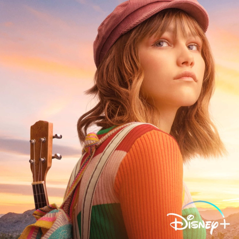 La série Disney + / StarGirl ⭐📺