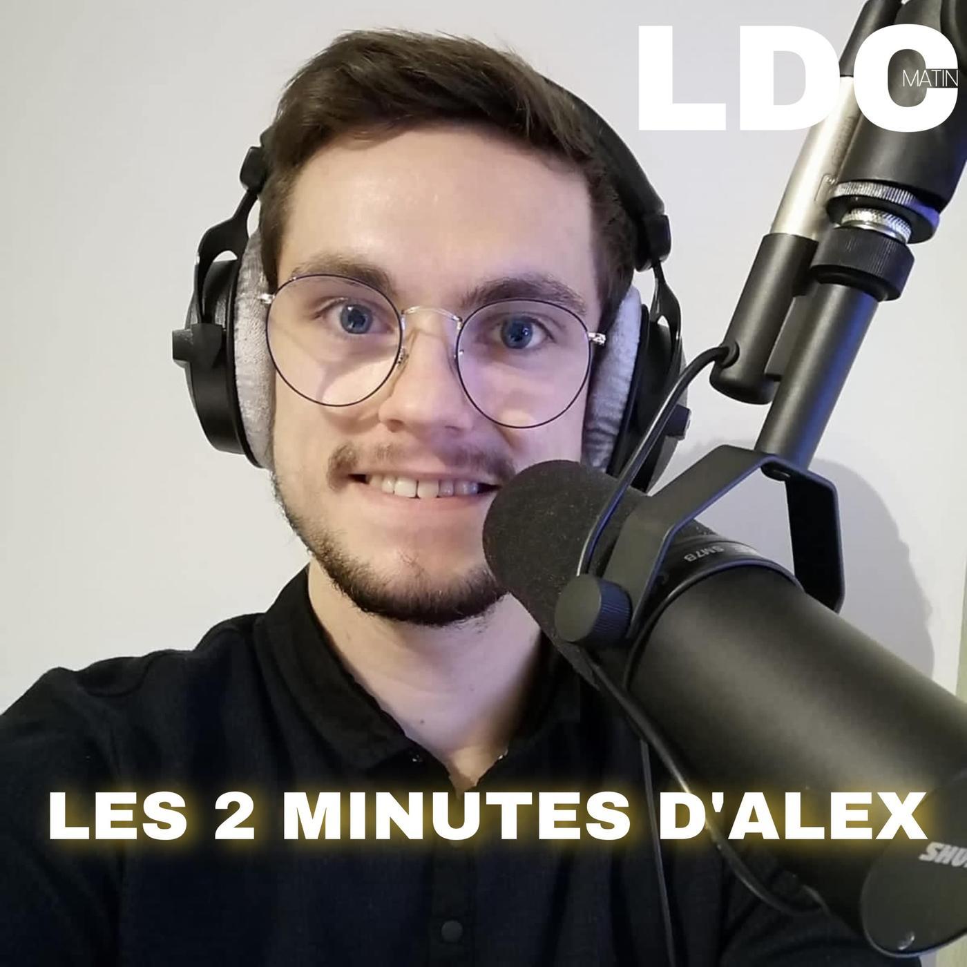 Les 2 minutes d'Alex 13/05 🤔 Tu préfères ? Avoir un troisième orteils ou un troisième tétons ? 🦶