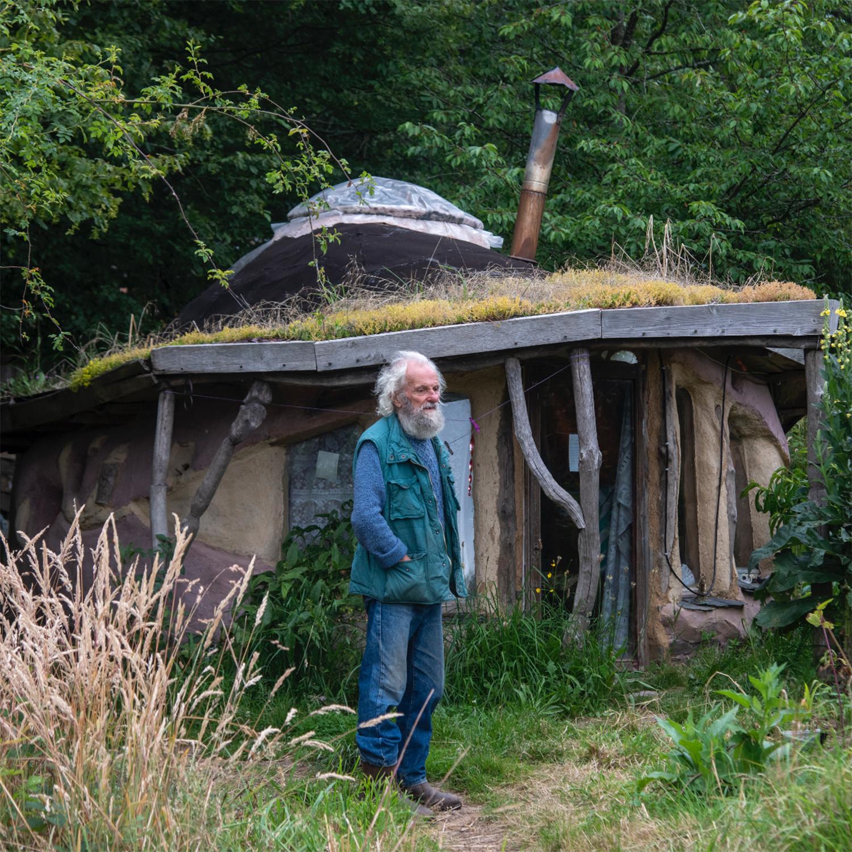 Alexis Robert, un sage dans la forêt de Brocéliand