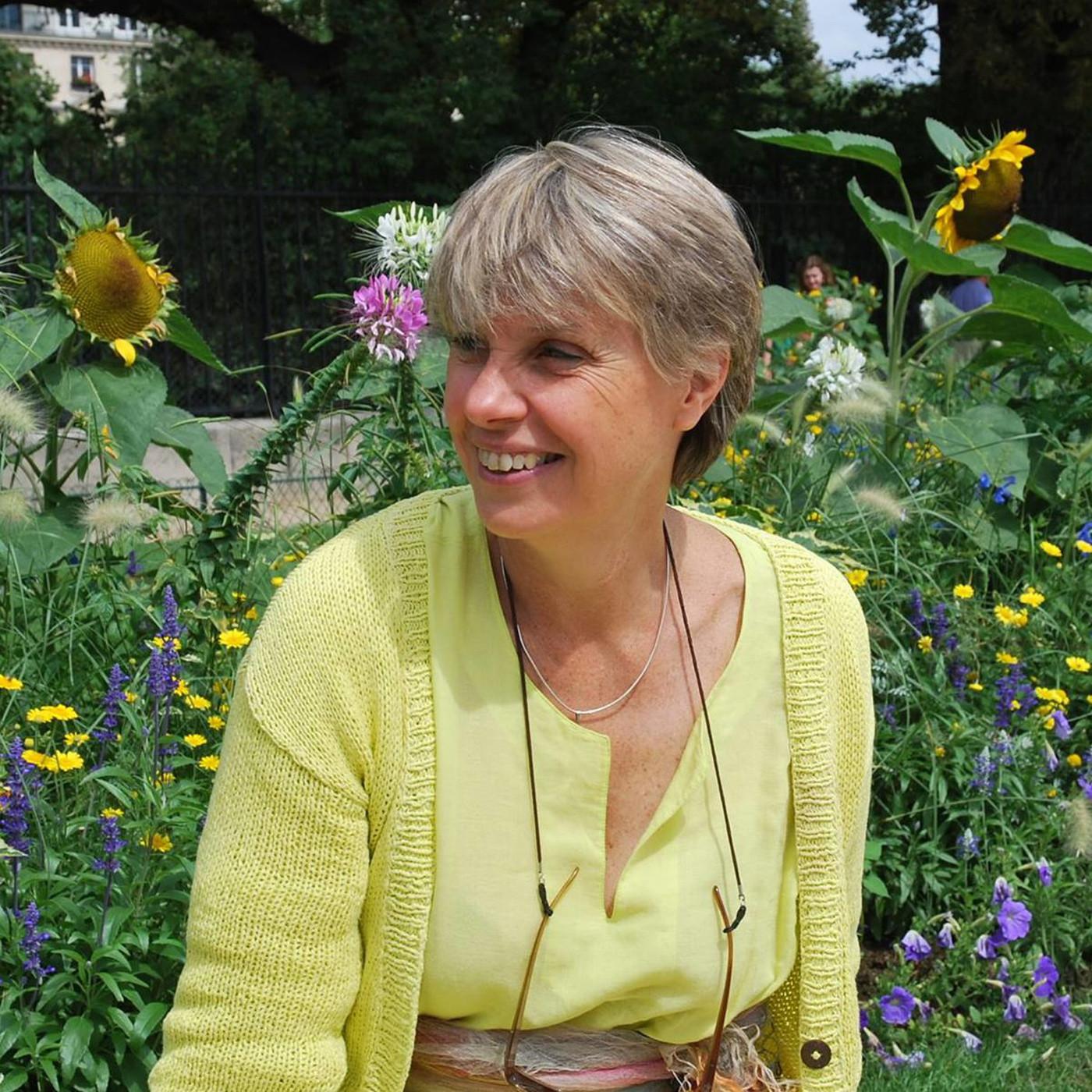 Claire Chanut et l'association Femmes semencières