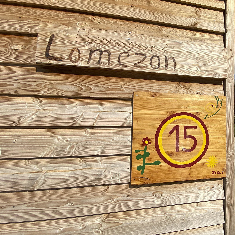Lomézon - un habitat participatif