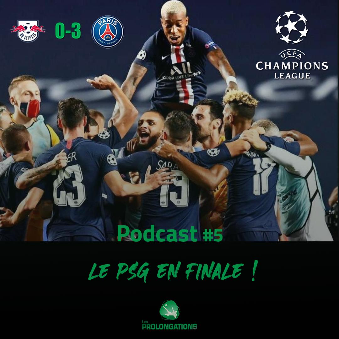 Le PSG est en finale de la Ligue des Champions, Lyon peut-il le rejoindre? #5