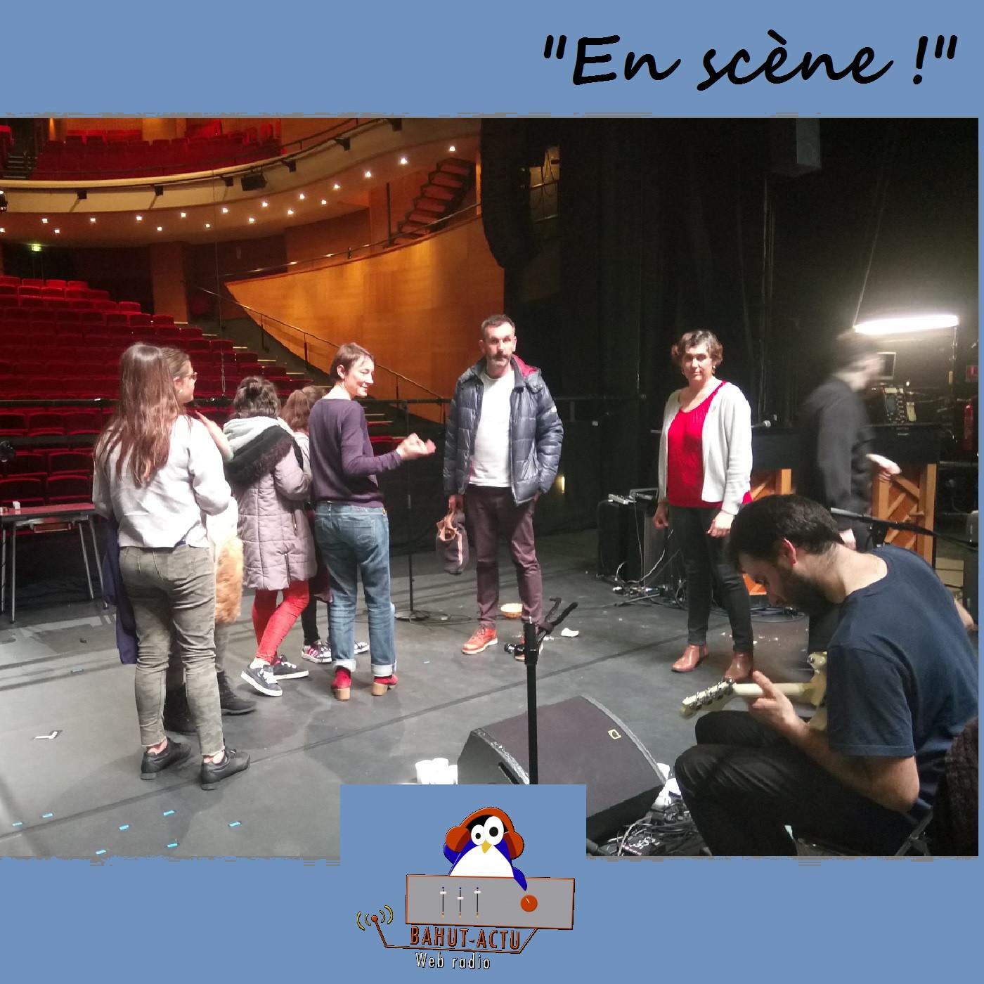 """""""En scène !"""" - La rubrique culture de Bahut Actu"""
