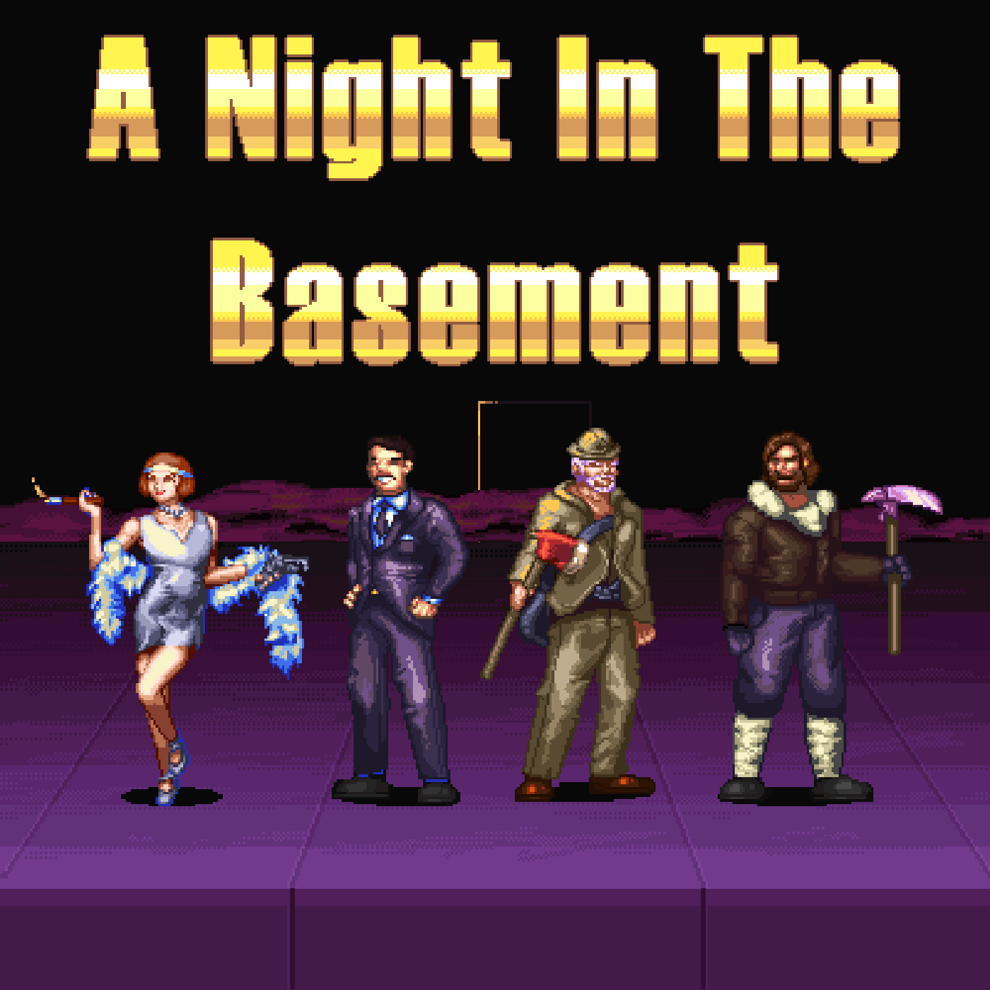 A Night in the Basement