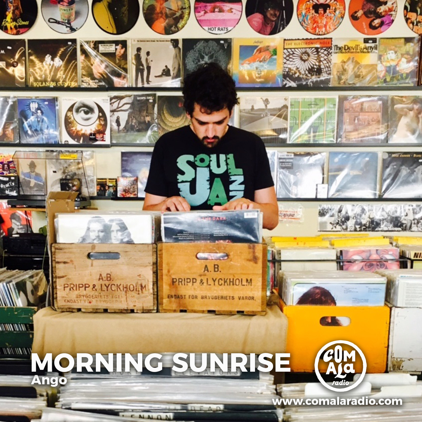 Ango - Morning Sunrise