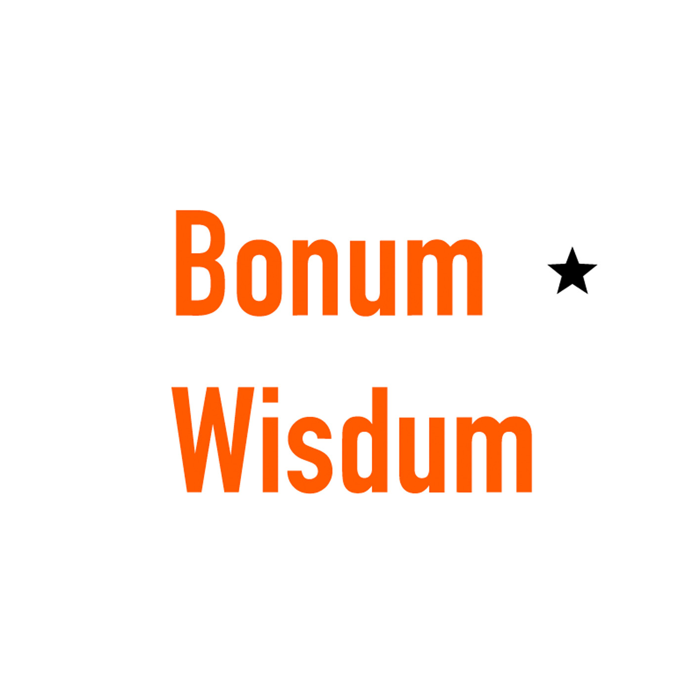Bonum Wisdum