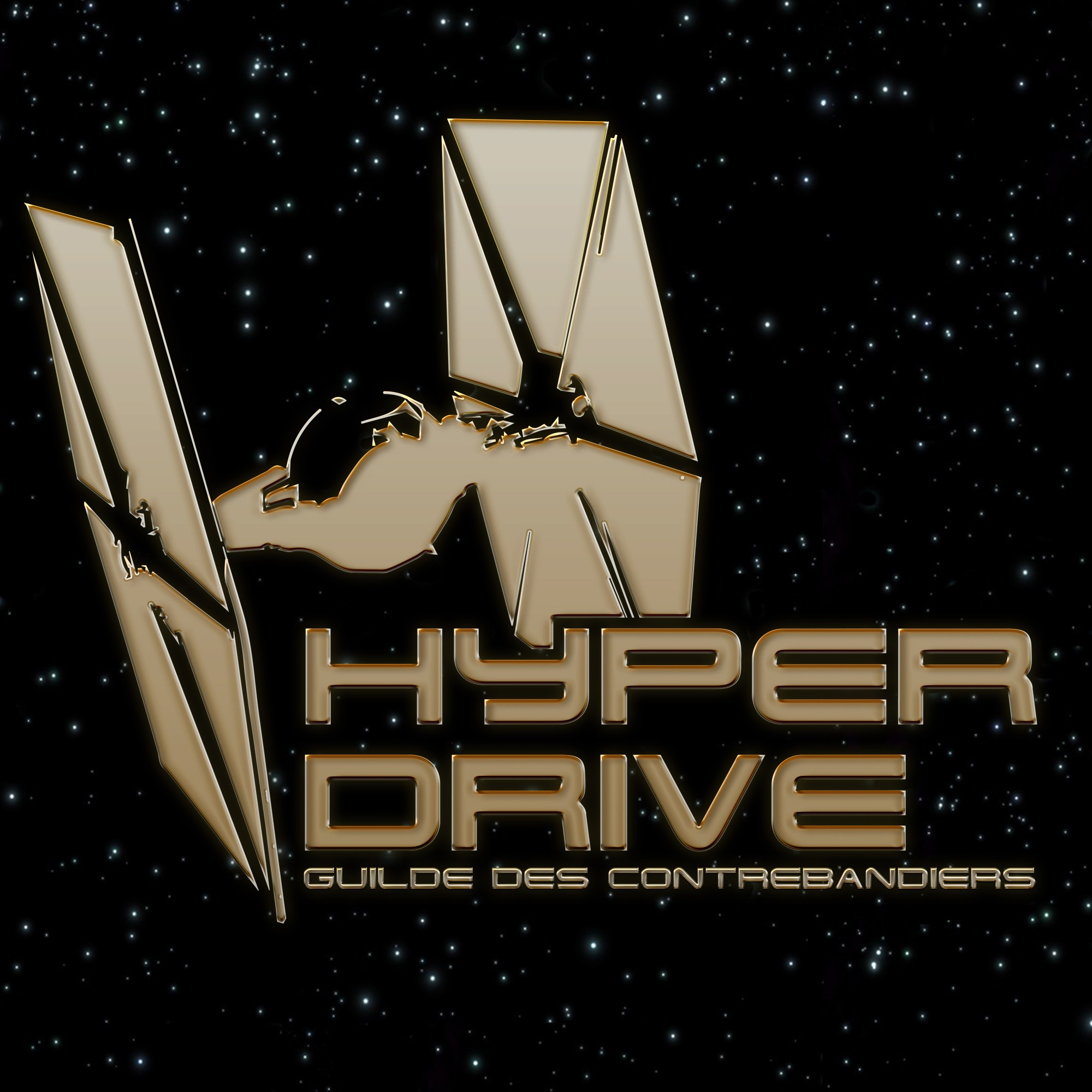 Hyperdrive : La Guilde des Contrebandiers
