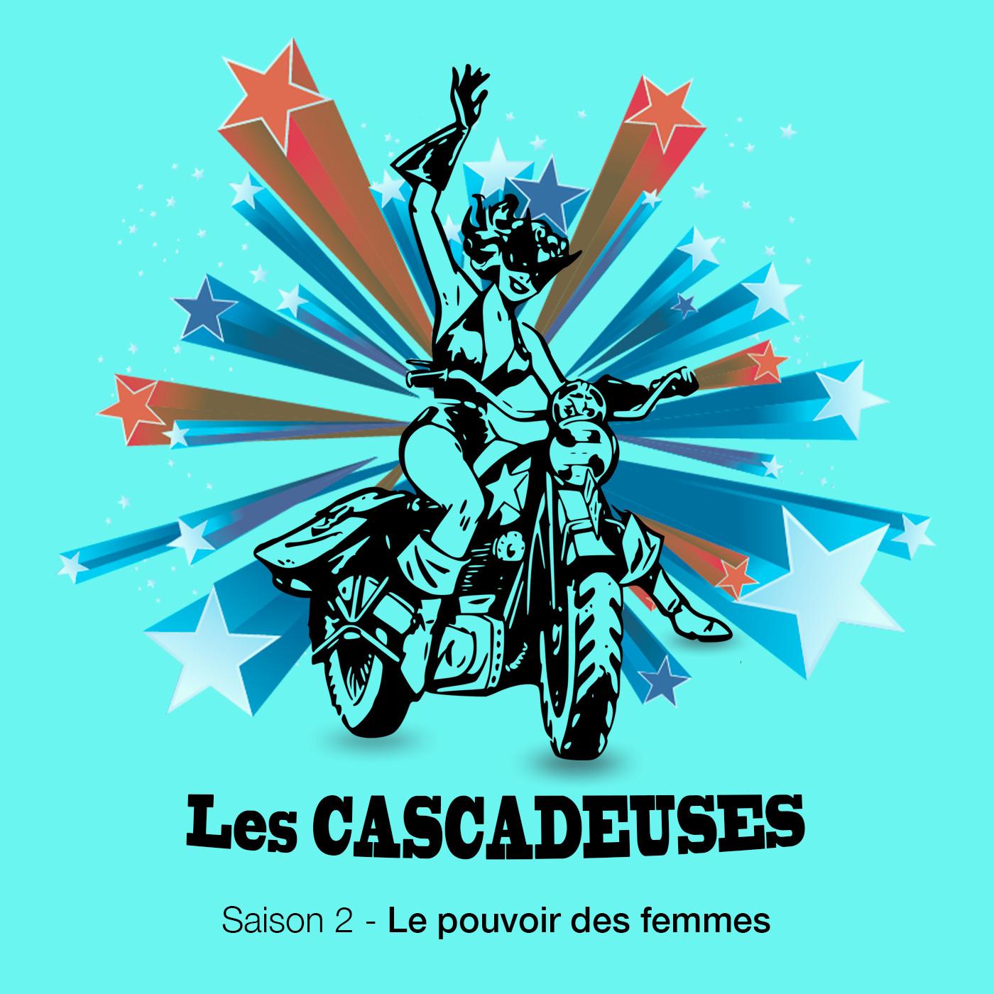 Les Cascadeuses Femmes entrepreneures
