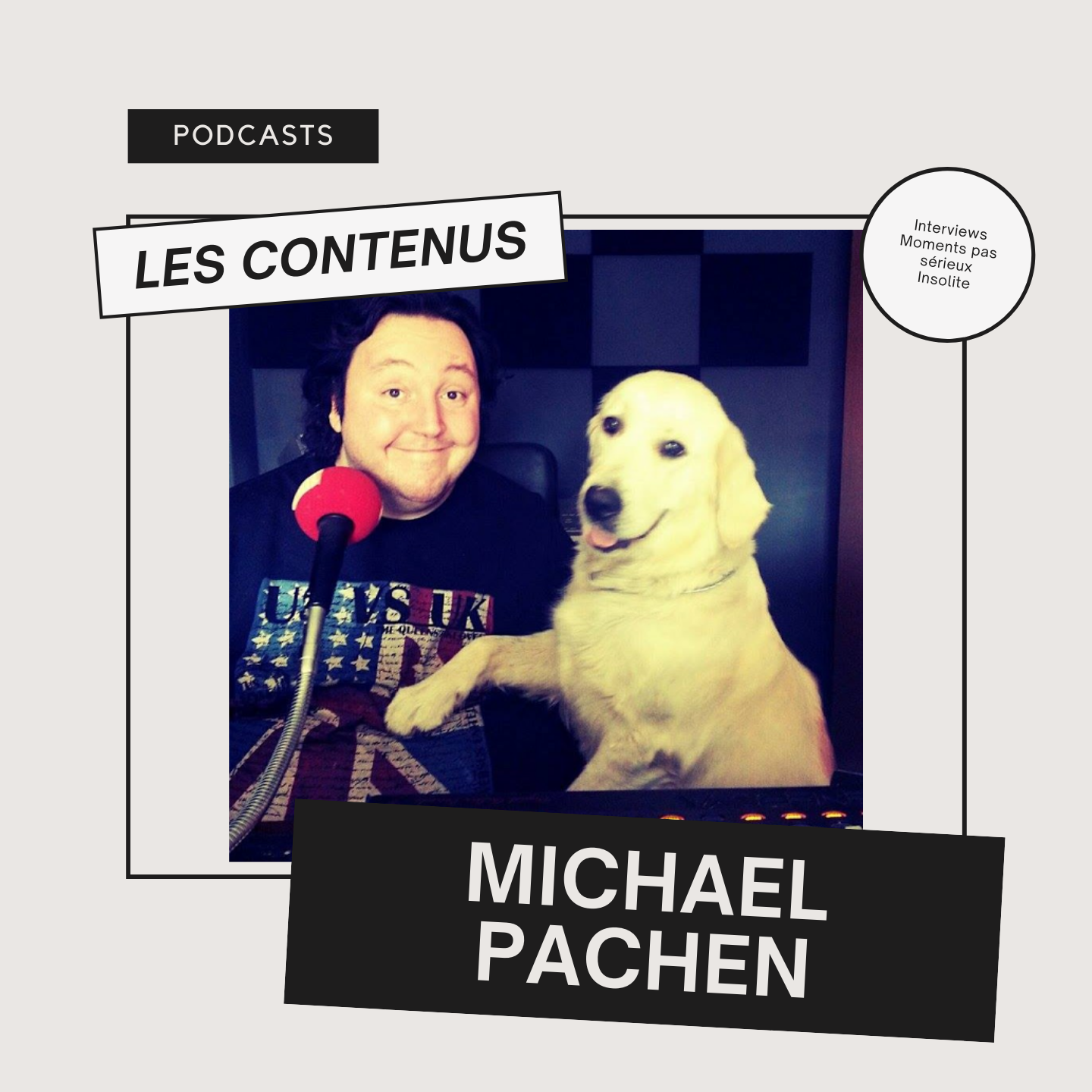 Michael Pachen Podcast