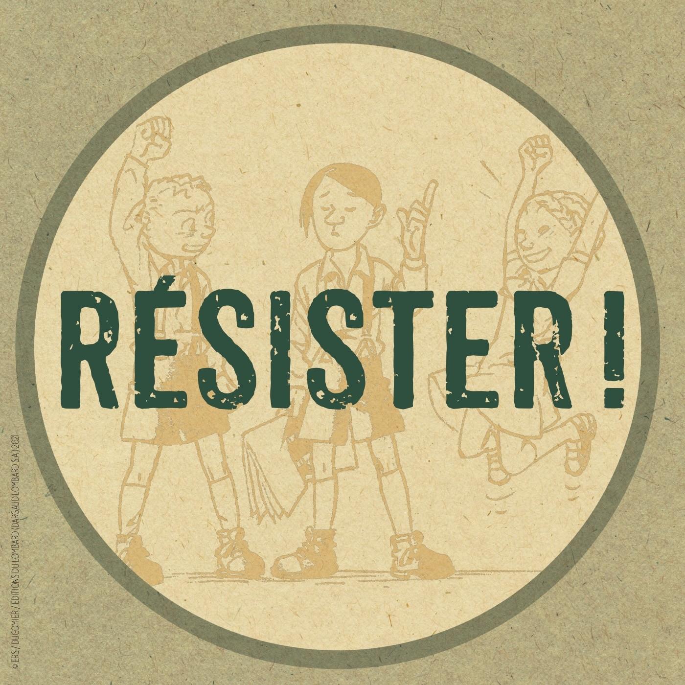 RESISTER !