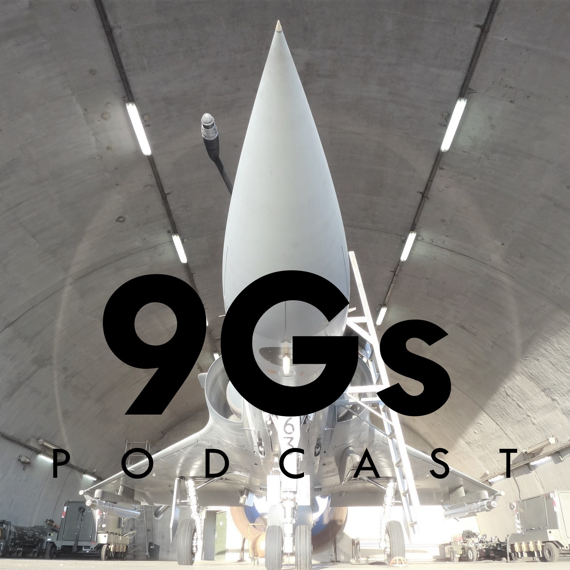 The 9Gs Podcast - An Aviation Podcast